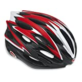 Bell Lumen Helmet, Red/White, S