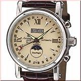 Aeromatic 1912 Automatic Calendar Watch with Day-Night Indicator A1406/エアロマティック/腕時計/メンズ/並行輸入品