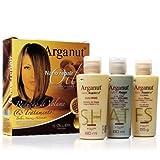 Agi Max Brazilian Keratin Hair Straightening with Argan Oil (60ml kit)
