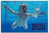 Nirvana - Nevermind - Maxi Poster - 61 cm x 91.5 cm