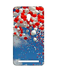 Crackndeal Back Cover for Asus Zenfone 6