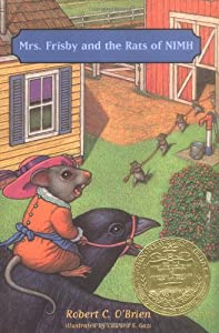 "Cover of ""Mrs. Frisby and the Rats of NIM..."