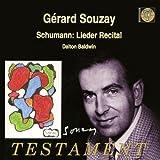 echange, troc  - Gérard Souzay Vol. 3 / Schumann : Lieder