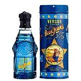 Versace Blue Jeans Men Eau De Toilette Spray 2.5 fl.oz./75 ml