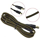 YUYIKES 3M/10FT High Speed Anti-abrasive USB Charge Cable For Nintendo New 3DS XL / 3DS / DSi / DSi XL / 2DS