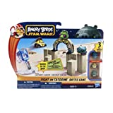 【USA限定】「スターウォーズ × アングリーバード」Star Wars Angry Birds Fighter Pods Strike - Fight on Tatooine [平行輸入品]