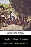 Under the pines, and other verses