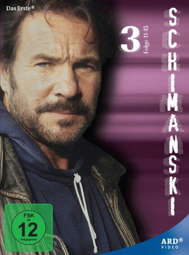 Schimanski 3, Folge 11-15 [5 DVDs]