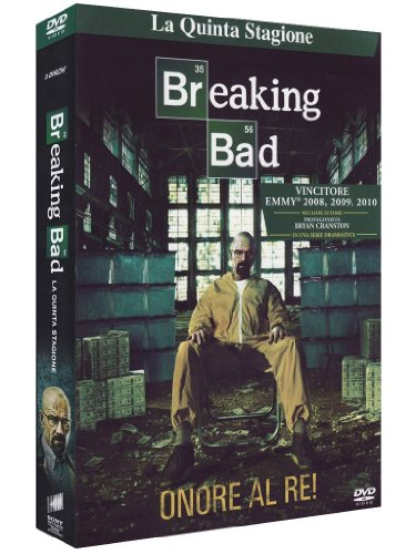 Breaking Bad - Stagione 05 (3 Dvd) [Italian Edition]