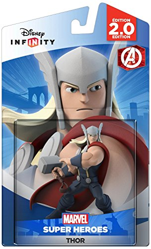 Disney Infinity: Marvel Super Heroes (2.0 Edition) Thor Figure - Not Machine Specific (Marvel Disney Infinity Case compare prices)