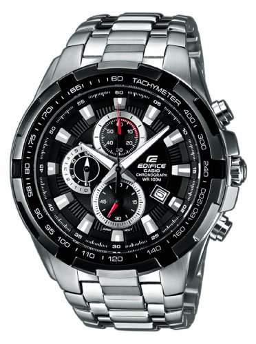 539d Watch Ef Bracelet Casio Analogue Display And Edifice With Mens bf7gvY6y