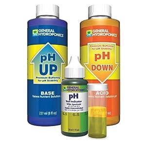 General Hydroponics GH1514 Ph Control Kit