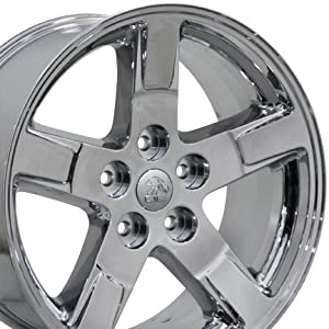 20″ Fits Dodge – Ram Style Replica Wheels – Chrome 20×9 SET