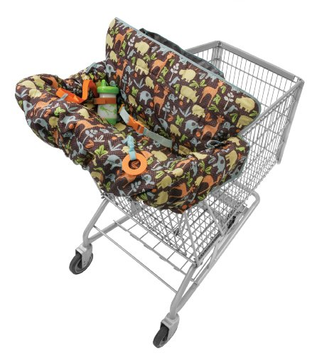 Big Save! Infantino Compact 2-in-1 Shopping Cart Cover
