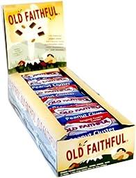 Old Faithful Chocolate Peanut Clusters 18ct.