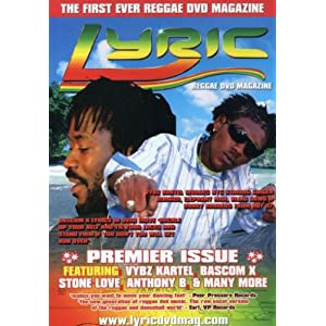 LYRIC REGGAE DVD MAGAZINE movie