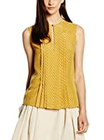Belstaff Top Seda Southport (Amarillo)