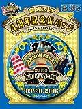 ワンピース ONE PIECE 麦わらストア 限定 4周年記念 記念缶バッジ