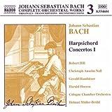 Bach: Harpsichord Concertos, Vol. 1