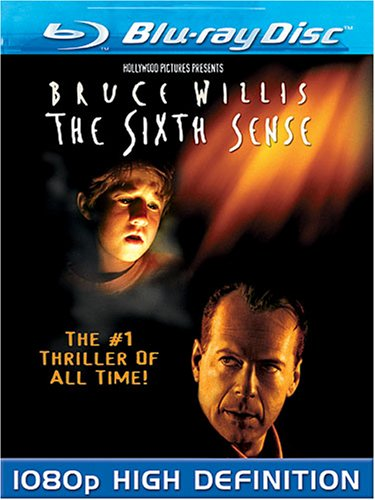 Cover art for  The Sixth Sense [Blu-ray]