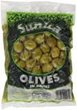 Sunita Green Olives 453 g (Pack of 6)