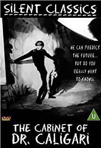 Cabinet of Dr Caligari [DVD]