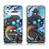 Sea Jewel Design Protective Skin Decal Sticker for LG G2x P999 Cell Phone