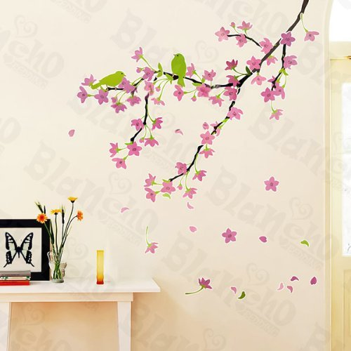 Blossom removable Vinyl Mural Art Wall Sticker Decal