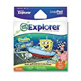 Leap Frog Explorer Learning Game Sponge Bob Square Pants: The Clam Prix