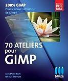 """Afficher """"70 ateliers pour GIMP"""""""