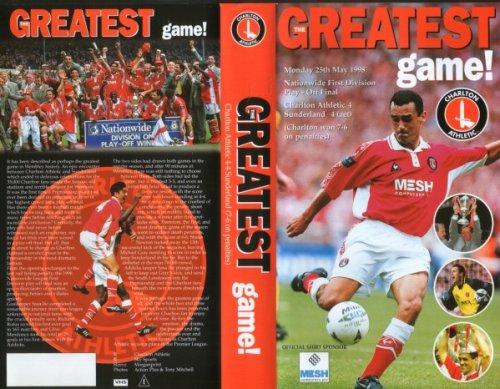 charlton-athletic-the-greatest-game-4-4-sunderland-1998-video-tape-pal
