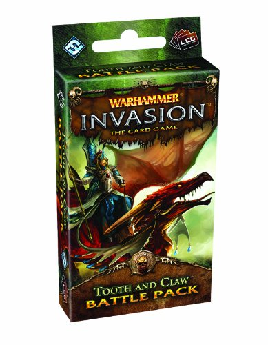 Warhammer Invasion LCG: Tooth and Claw Battle Pack