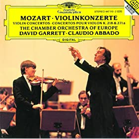 Mozart: Violin Concerto No.4 In D, K.218 - 1. Allegro