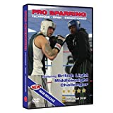 Boxing [How To Master Pro Sparring],See The Master Boxing Trainer, Demonstrating To Senior/Pro Level Boxers, How To Correctly Spar Technique - Open - Conditioned Sparring. (DVD) Region 2 (Pal) English Speaking