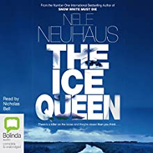 The Ice Queen (       UNABRIDGED) by Nele Neuhaus Narrated by Nicholas Bell