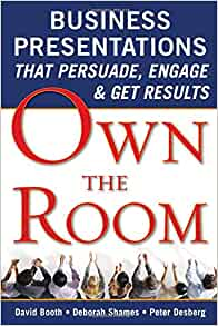 Own the room business presentations that persuade pdf