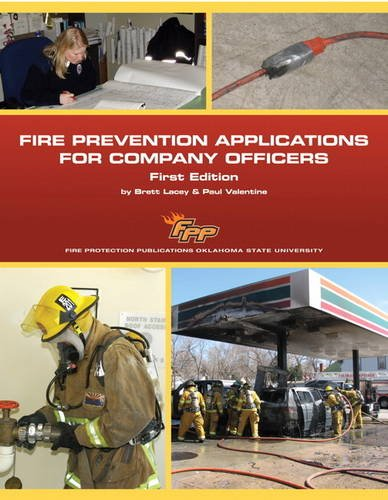 Fire Prevention Applications for Company Officers (Ifsta Company Officer compare prices)