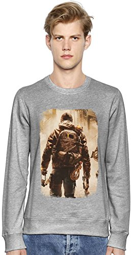 Tom Clancy's The Division Agents back Unisex Felpa XX-Large