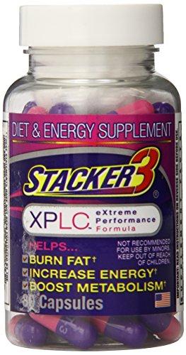 Original Stacker 3 Xplc Extreme Performance Formula, 80 Capsules