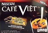 Nescafe Cafe Viet Vietnamese Sweetened Instant Black Coffee Beverage 8.46 Oz.