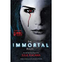 The Immortal Rules: Blood of Eden, Book 1 (       UNABRIDGED) by Julie Kagawa Narrated by Therese Plummer