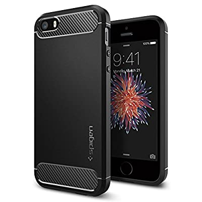 iPhone SE Case, Spigen® [Rugged Armor] Variation Parent from Spigen