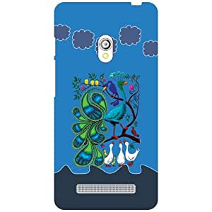 Asus Zenfone 5 A501CG Back Cover - Imaginary Designer Cases