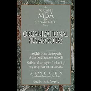 Portable MBA in Management Audiobook