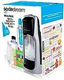 SodaStream Drinksmaker Mega-Pack - Black