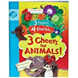 3 Cheers for ANIMALS! (Journey Books, Daisy 3)