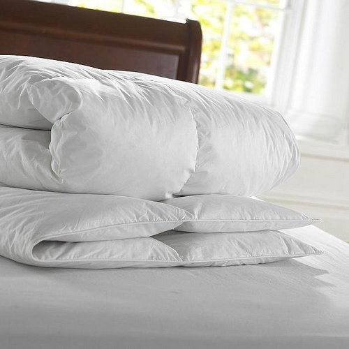 13.5 TOG Kingsize New White Goose Feather and Down Duvet