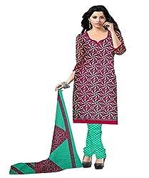 Surbhi Fashion-SDVI-TANVI-VOL02-11122-Designer Unstitched Dress Material
