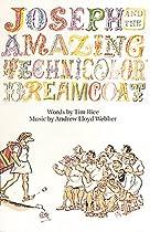 Joseph an the Amazing Technicolor Dreamcoat (Vocal Score)