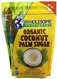 Wholesome Sweeteners Organic Coconut Sugar, 16-Ounce